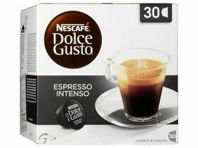 Capsules de café Nescafé Dolce Gusto Espresso Intenso 30 pièces