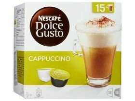 Capsules de café Nescafé Dolce Gusto cappuccino 30 pieces