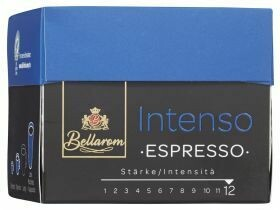 Capsules de café Espresso Intenso Intenso 50g