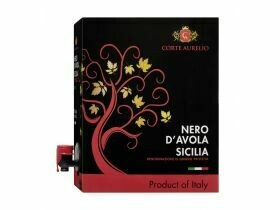 Nero d'Avola Sicilia 3L