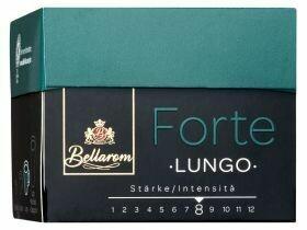 Capsules de café Forte Lungo Compatible Nespresso® 56g
