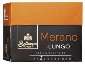 Capsules de café Merano Lungo Merano Lungo 55g
