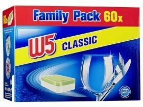 Onglets de détergent à vaisselle Classique 60x15g