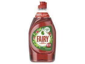Détergent à vaisselle Fairy divers types 450ml