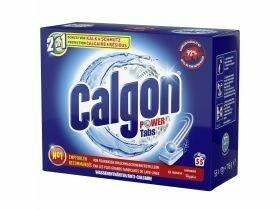 Onglets d'adoucisseur d'eau Calgon 55 pièces