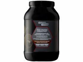 Concentré de protéines de lactosérum Chocolat / vanille 1020g