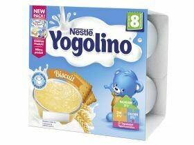 Nestlé Baby Dessert Biscuit 4x100g