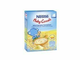 Nestlé Baby Cereals Céréales de semoule de lait 450g