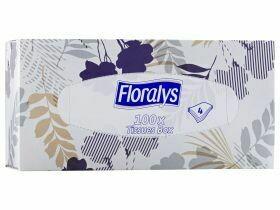 Boîte à mouchoirs 4 plis 100 pièces