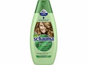 Shampooing Schauma divers types 400 ml