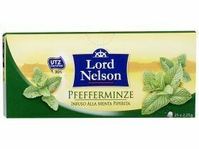 thé à la menthe 25 sacs x2.25g