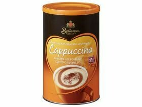 Cappuccino familial divers types 500g