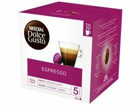Capsules de café Nescafé Dolce Gusto Expresso 30 pieces
