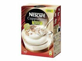 Spécialités Nescafé divers types 125g