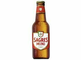 Bière Sagres mini 5,0% vol. par 10x0.25L