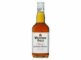 Whisky Bourbon 40% vol. 0.7L