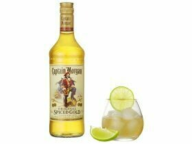Captain Morgan Spiced Gold 35% vol.