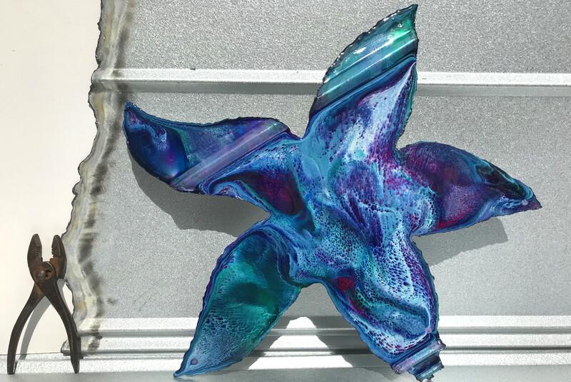 """Starfish (19""""x19"""")"""