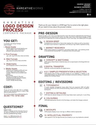 Logo Design Package (MSME)