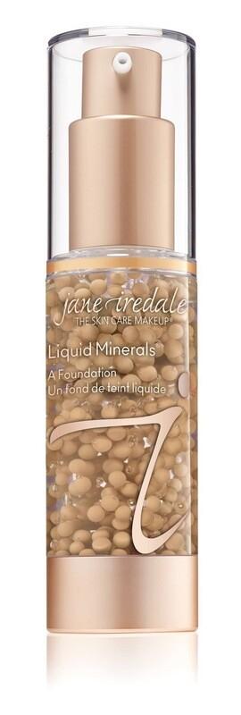 Liquid Mineral Foundation