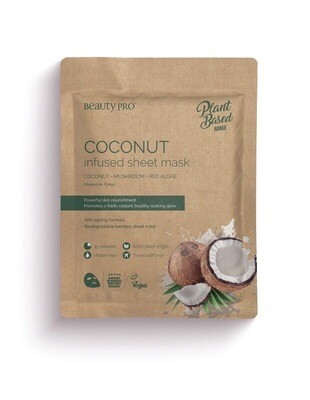 Coconut Sheet Mask