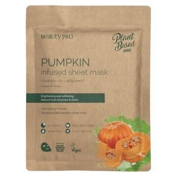 Pumpkin Sheet Mask