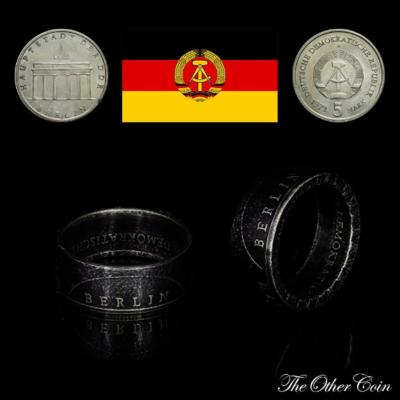 Ring 5 Mark der DDR - Berlin Hauptstadt der DDR - 1971