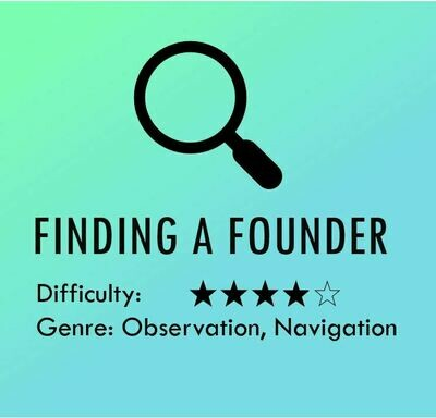 Finding a Founder Trail
