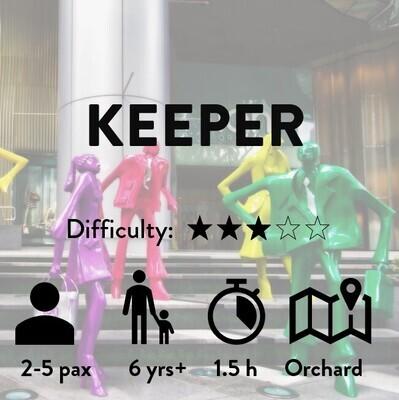 Keeper Trail
