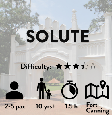 Solute Trail (COMING SOON!)
