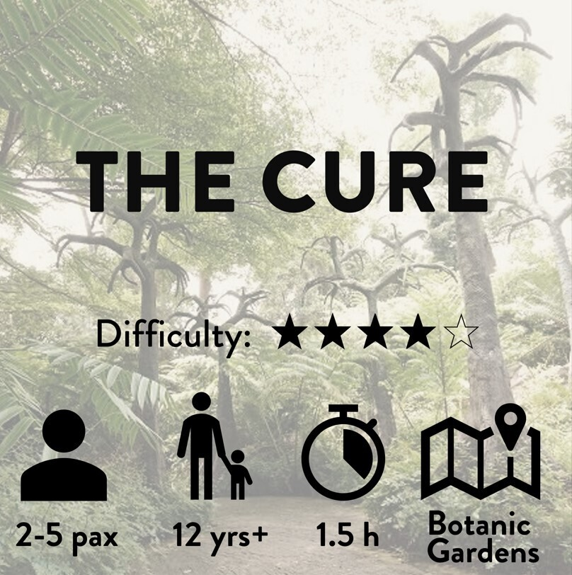 The Cure Trail (COMING SOON!)