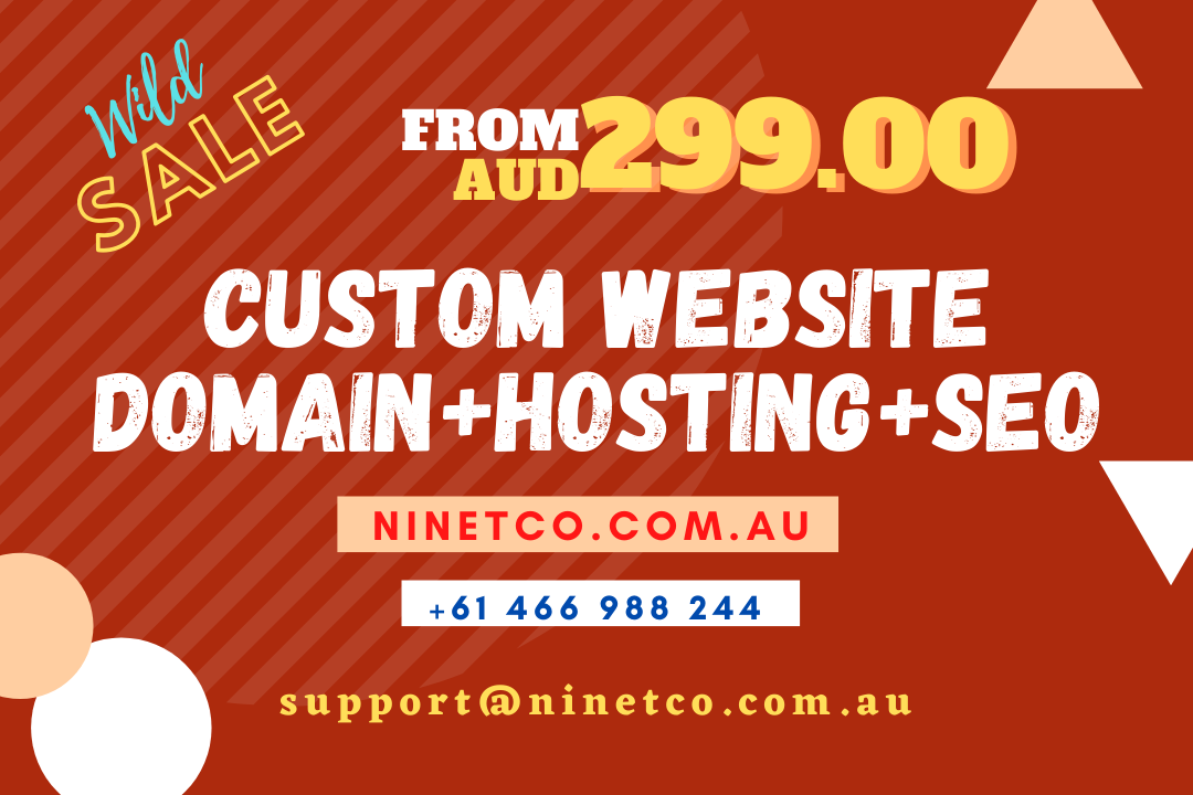 Custom Website for $ 299.00 - Complete Website Package