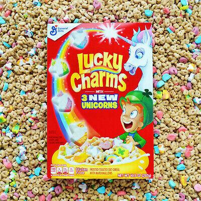 Céréales Lucky Charms 297g