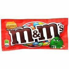M&M'S Peanut butter 42.5g