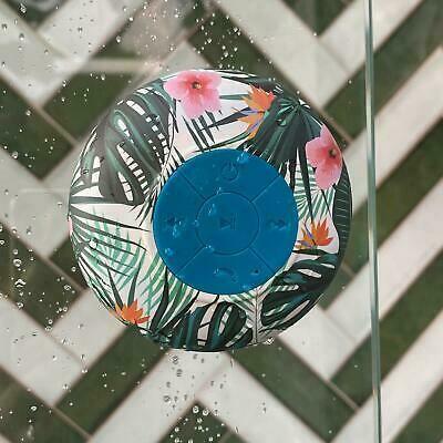 La boom box pour chanter sous la douche des tropiques