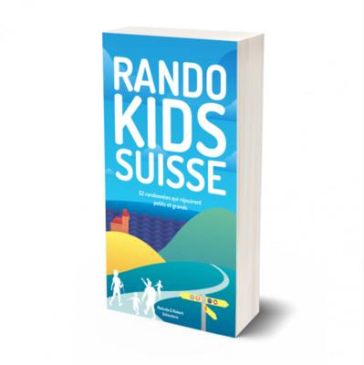 Livre guide - Rando kid suisse