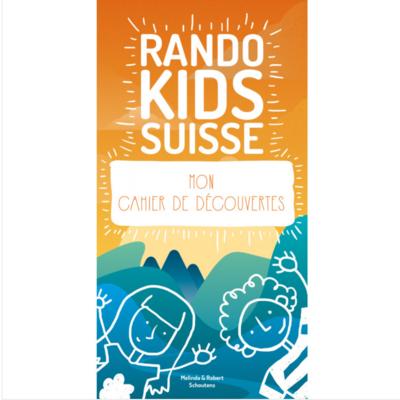 Livre enfant - Rando Kids mon cahier de découvertes