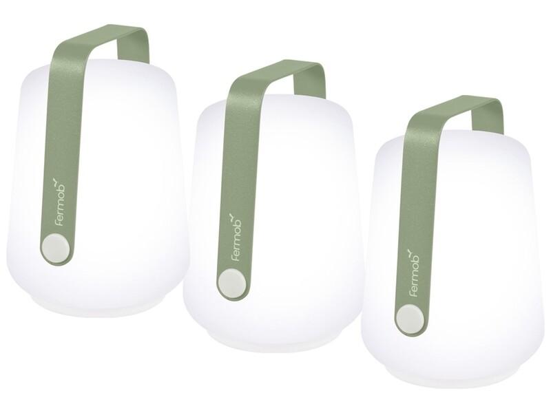 3 mini-lampes Balad H12cm - Fermob