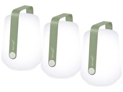3 mini-lampes Balad H12
