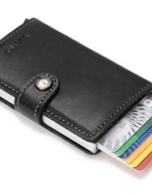 Secrid le meilleur des porte-monnaie