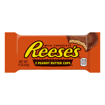 Reese's Peanut Butter 2 Cups 42g
