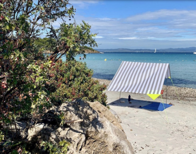 Miasun - la petite tente de plage de Fatboy