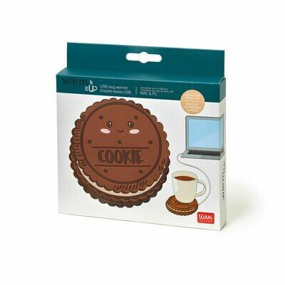 Le biscuit qui réchauffe votre mug