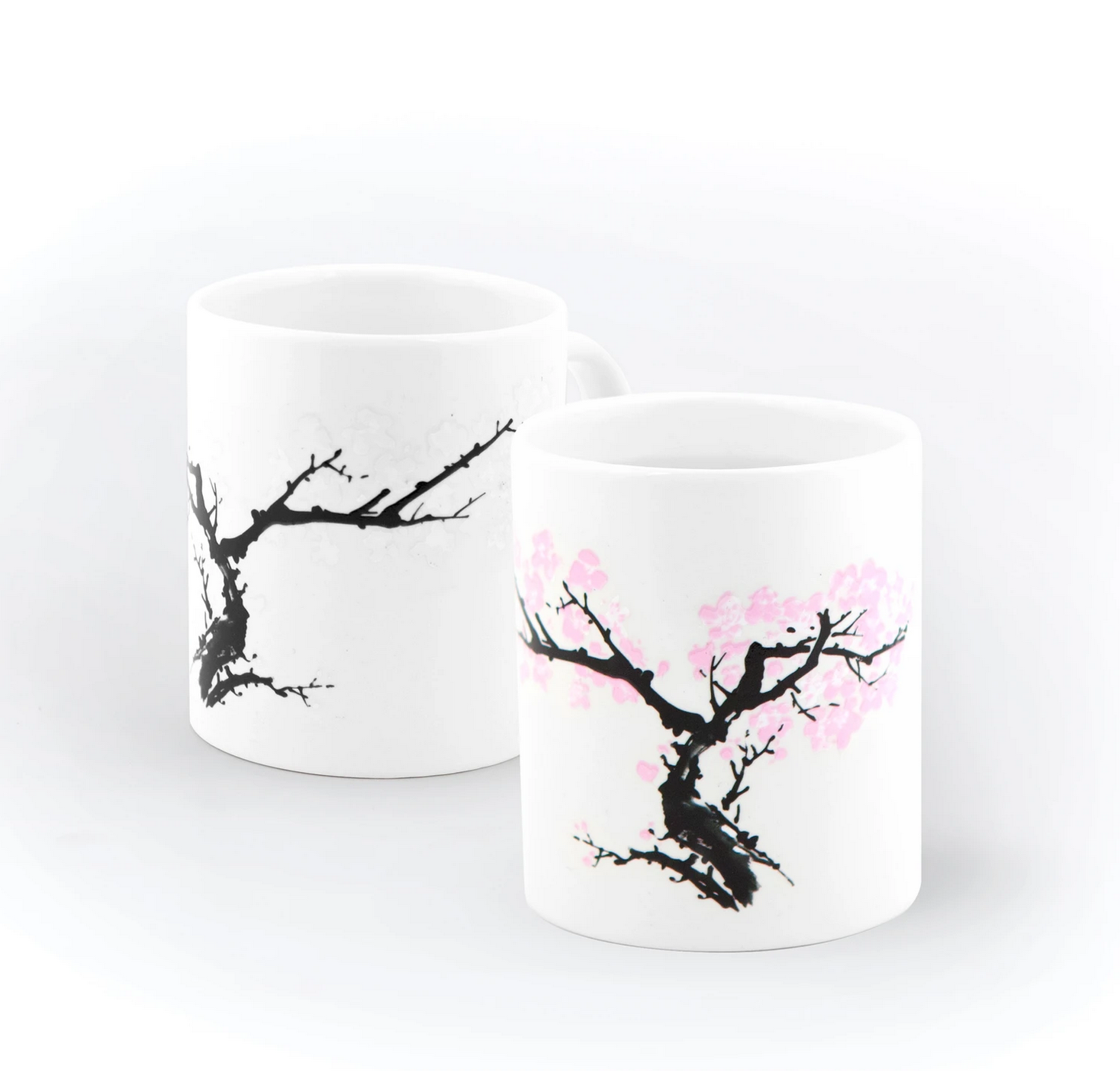 Mug qui change avec la chaleur - Cerisier