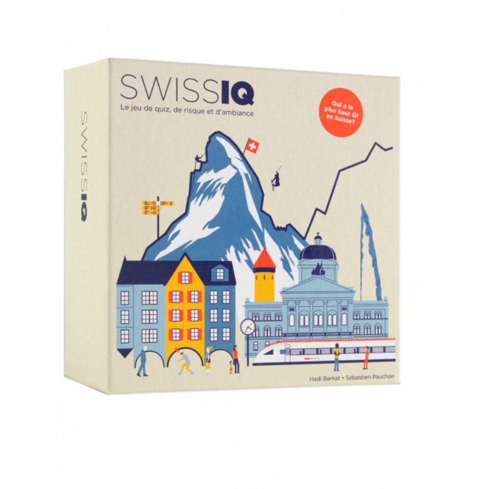 SwissIQ Le jeu