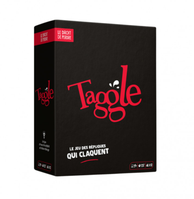 le jeu culte Taggle