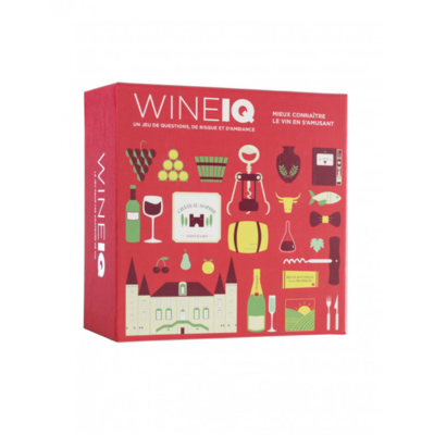 WineIQ Le jeu