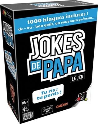 Le jeu des Jokes de Papa