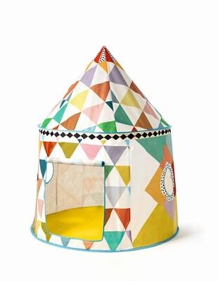 La jolie cabane pour la chambre du petit ❤️
