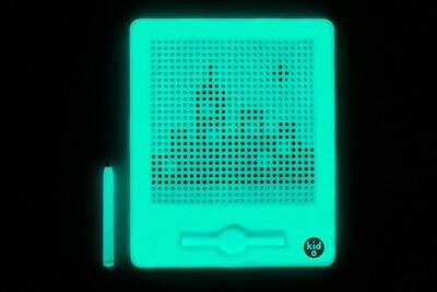 Jeu Magnatab phosphorescent